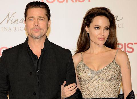 Angelina Jolie Y Brad Pitt 2007