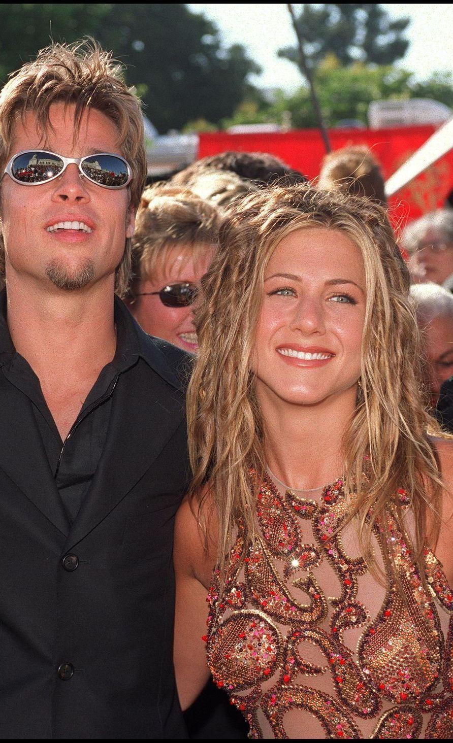 Brad Pitt And Jennifer Aniston Soon To Wed