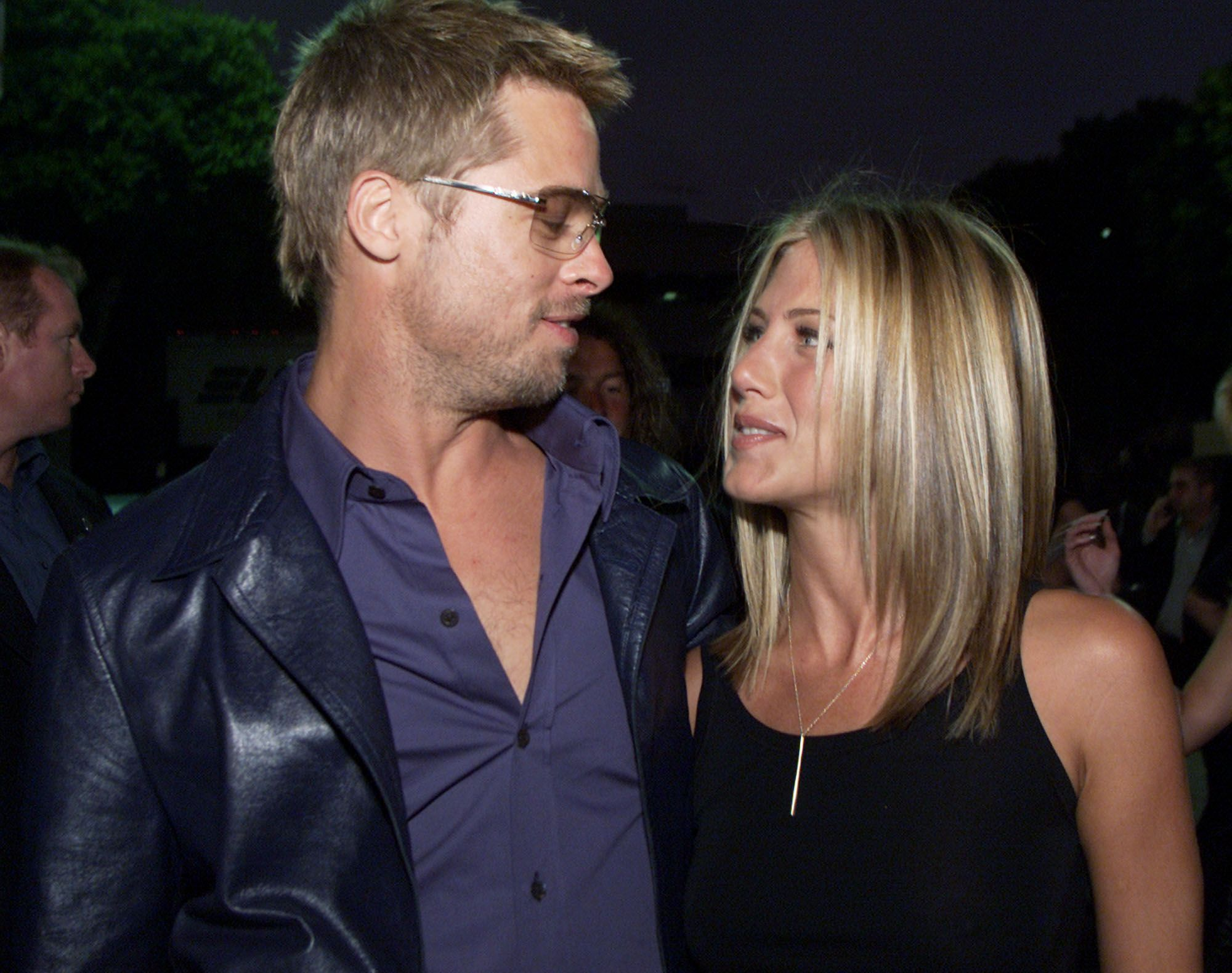 Both Brad Pitt and Jennifer Aniston have been nominated for Golden Globes