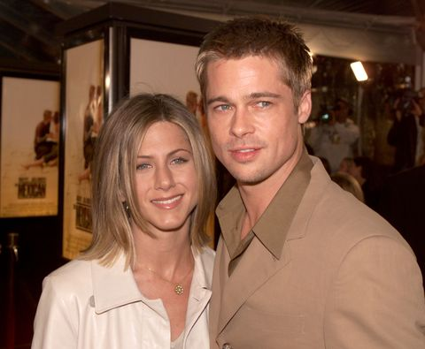 Brad Pitt And Jennifer Aniston Relationship Timeline From How They Met To Marriage And Divorce
