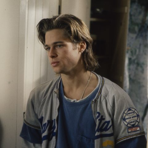 brad pitt appearing in 'the kids are all right'