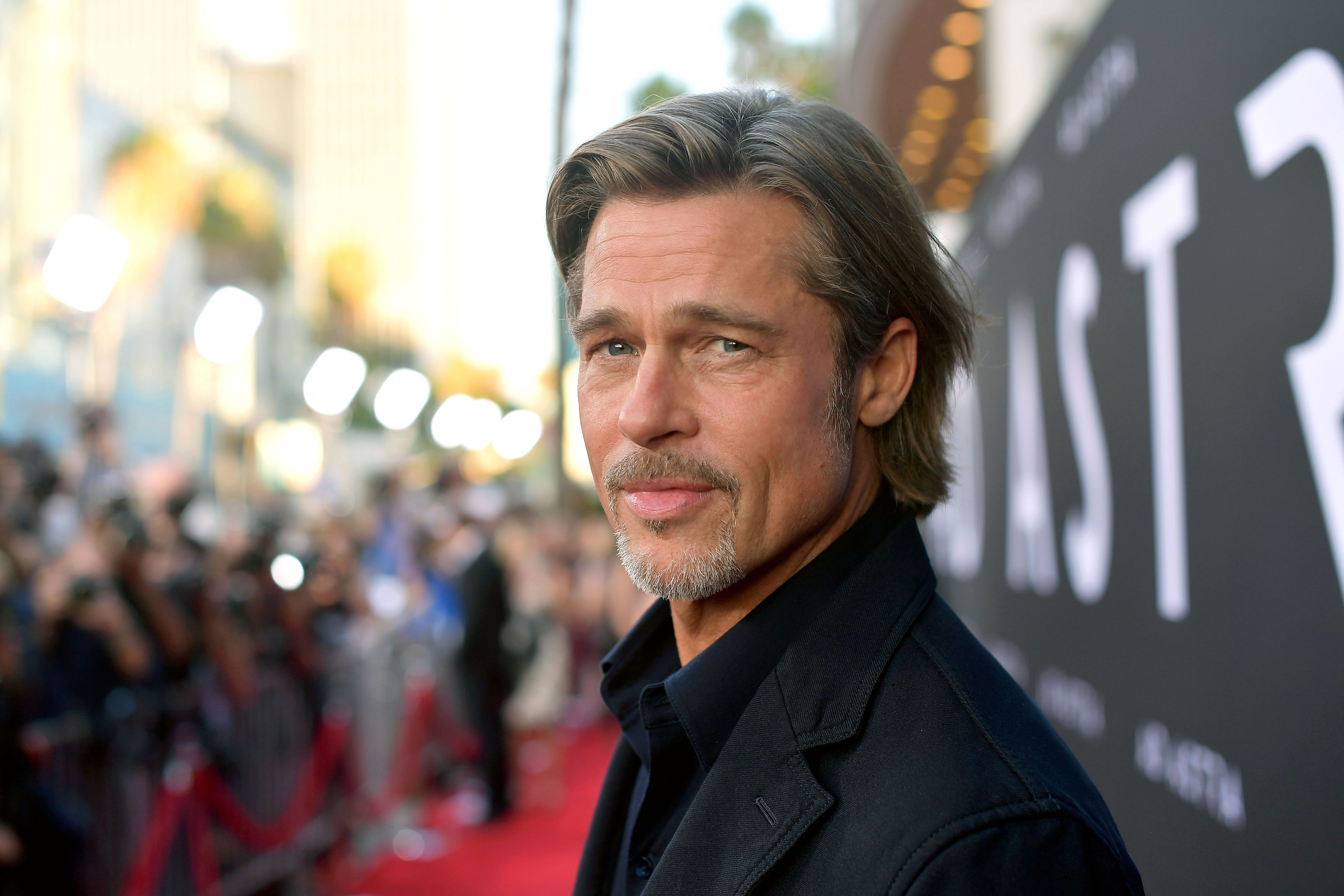 Brad Pitt Will Reportedly Spend Christmas Eve and His Birthday With Exactly Half of His Kids