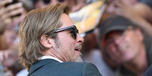 Brad Pitt e Leonardo DiCaprio foto: alla première di Once Upon A Time sono top