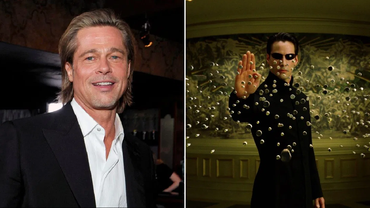 El día en que Brad Pitt rechazó ser Neo en 'Matrix'