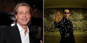 Brad Pitt / Matrix