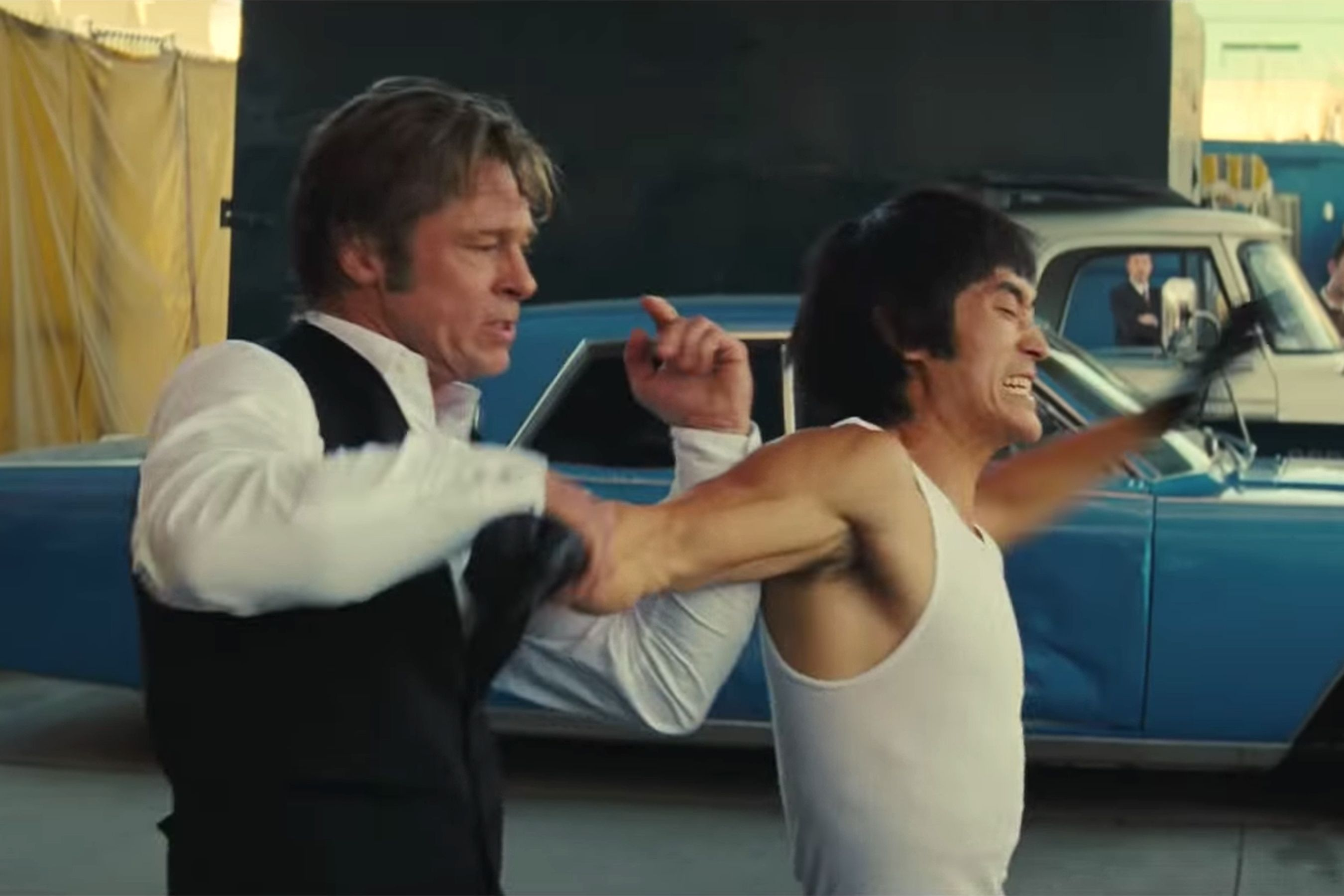 "Bruce Lee's Daughter Would Prefer Tarantino To ""Shut Up"" About Her Dad"