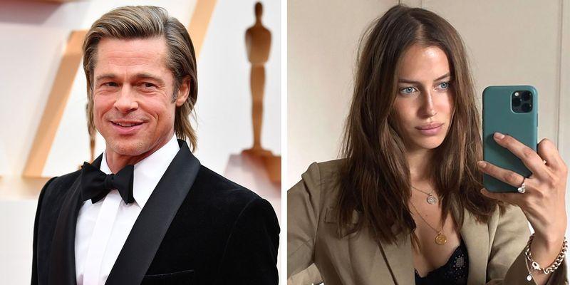 Brad Pitt And Nicole Poturalski Broke Up Is Brad Pitt Single