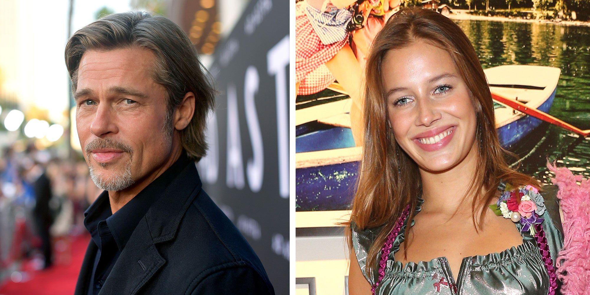 Who Is Nicole Poturalski Meet Brad Pitt S Rumored Girlfriend