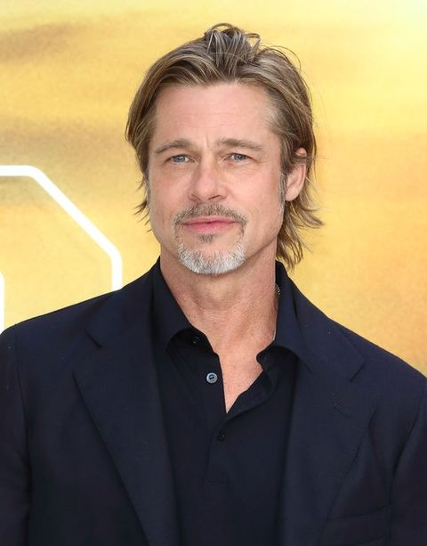 Brad Pitt on the red carpet for the Once Upon A Time In...