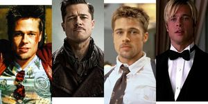 Brad Pitt Style,ブラッドピット,ファッション,着こなし,映画