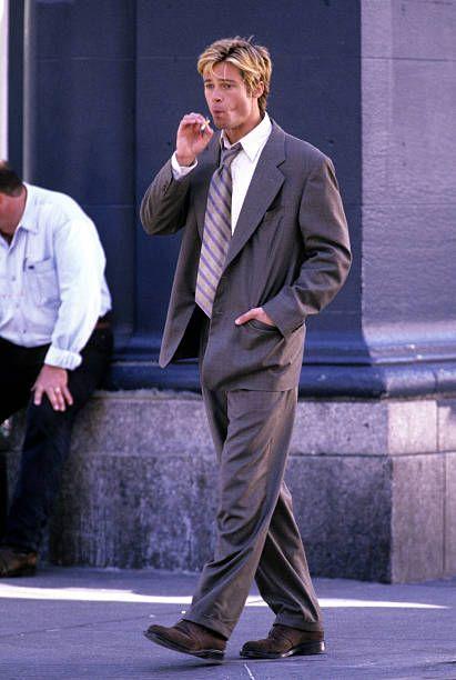 Brad Pitt S Greatest Style Moments