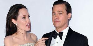 Angelina Jolie y Brad Pitt, la cronología de un cuento sin final feliz.