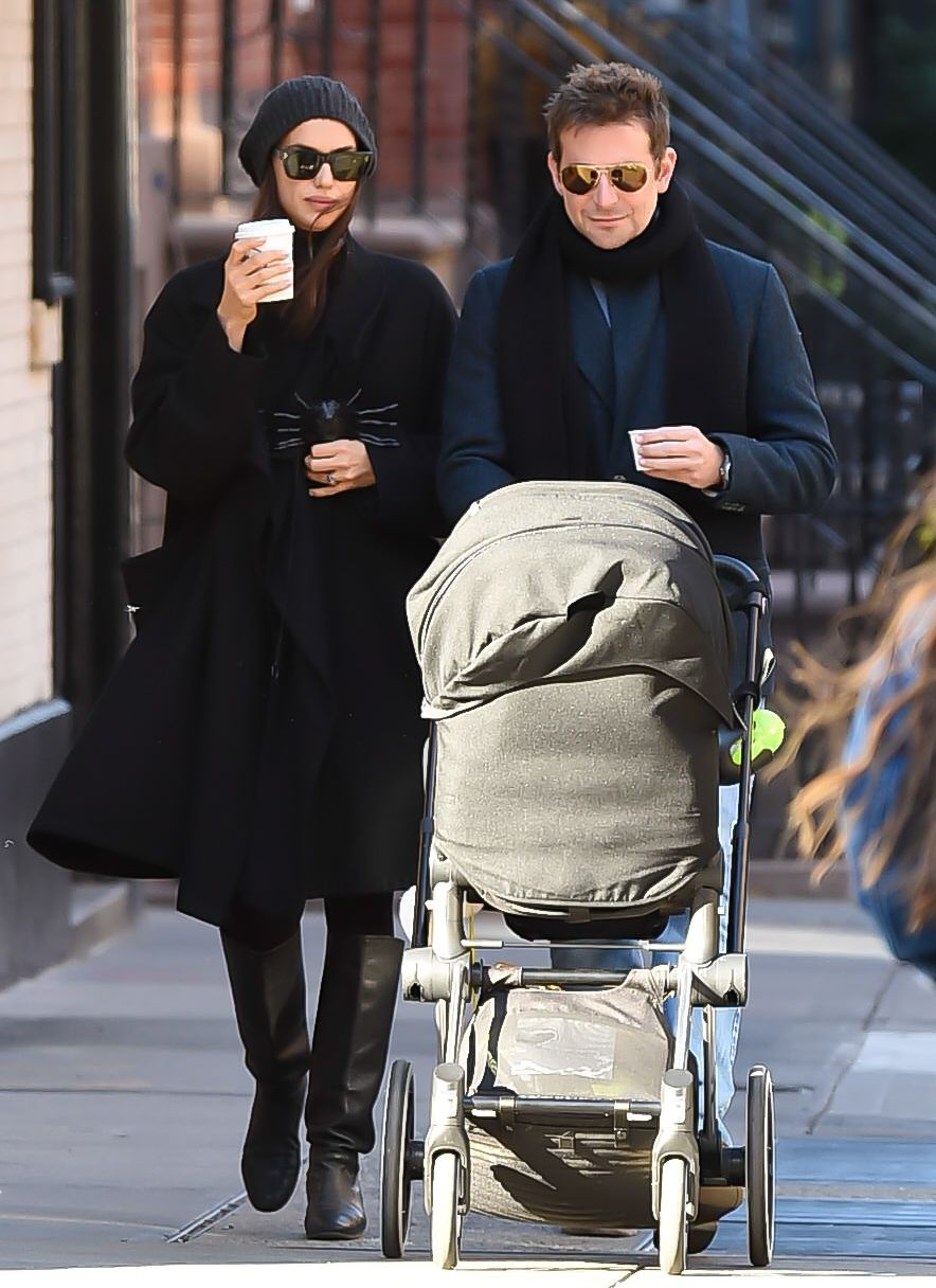 """Bradley Cooper and Irina Shayk Continue to Have a """"Strong Bond"""""""