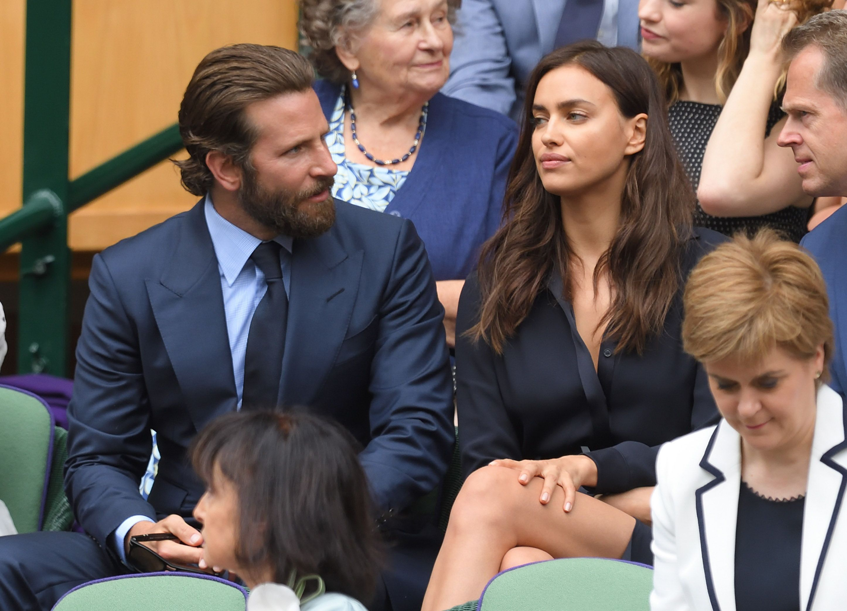 It Seems Like Bradley Cooper Was Actually Dumped by Irina Shayk