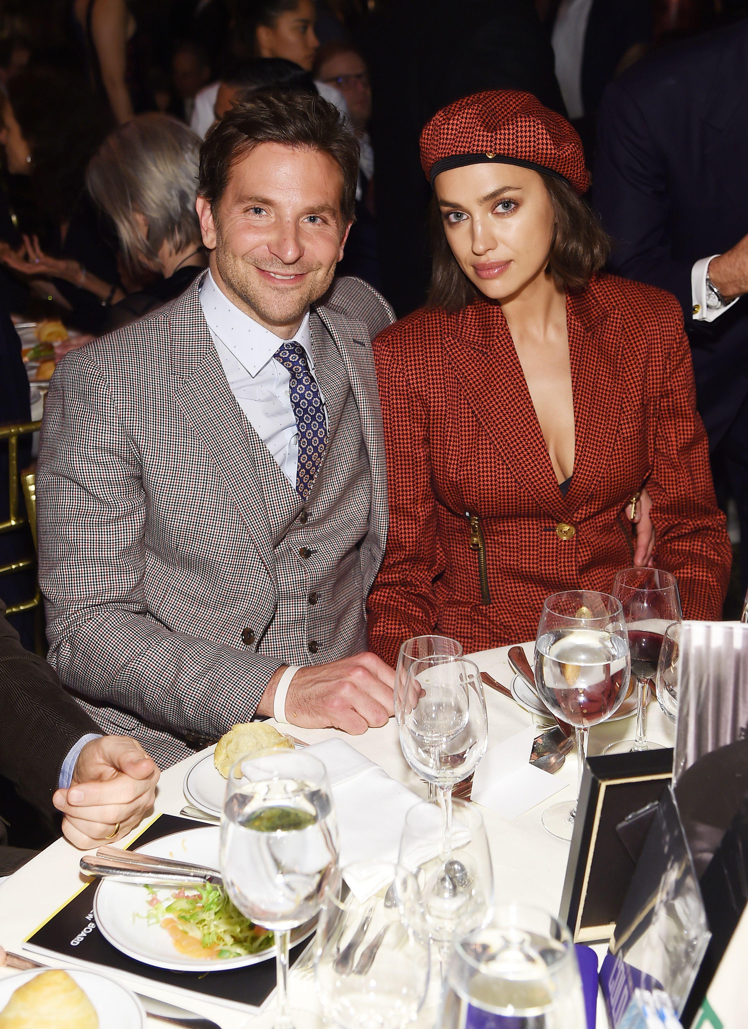 "Irina Shayk Describes Life After Bradley Cooper as ""New Ground"""