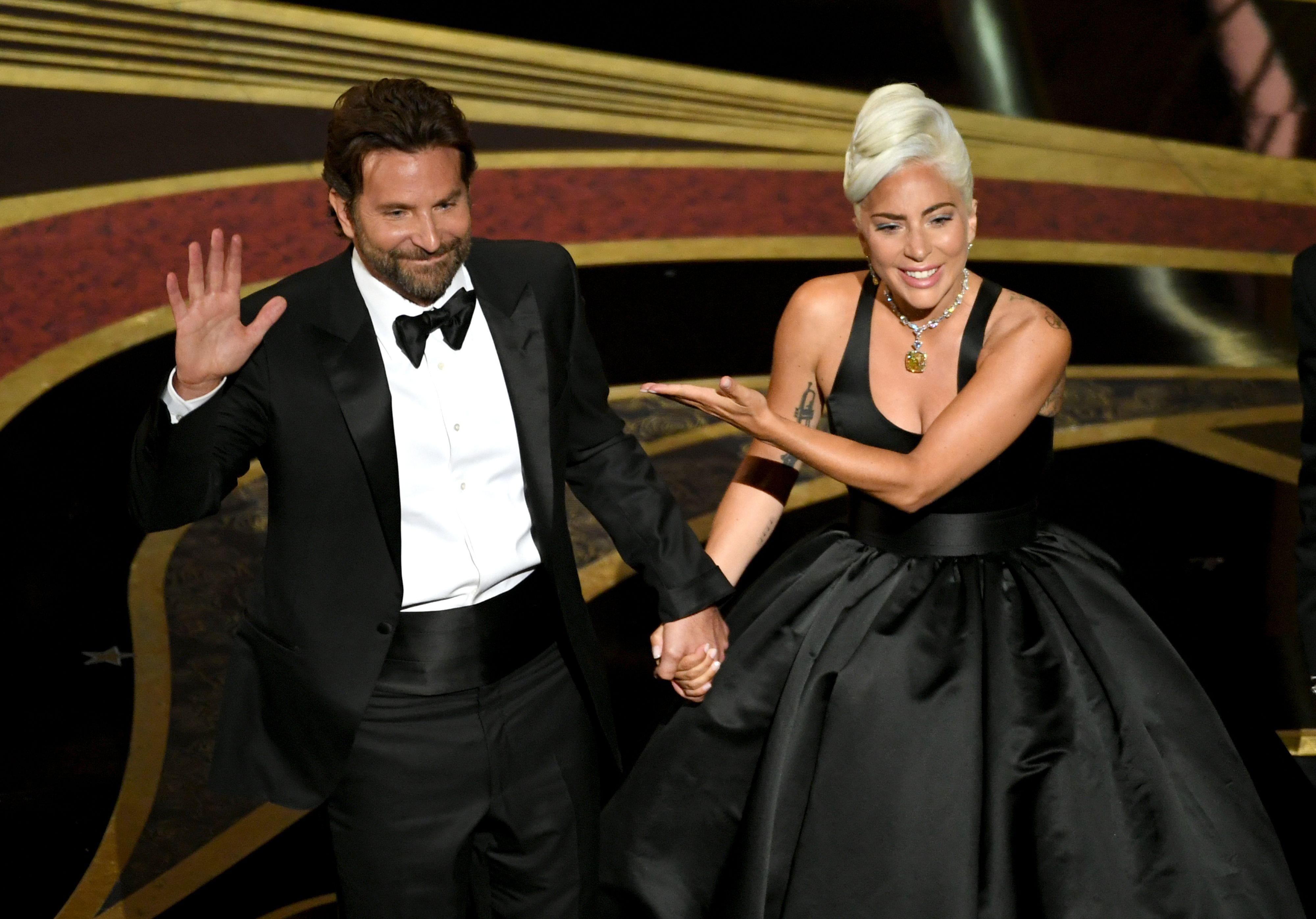 Lady Gaga and Bradley Cooper Just Performed 'Shallow' at the Oscars and Twitter Is Flipping the F*ck Out