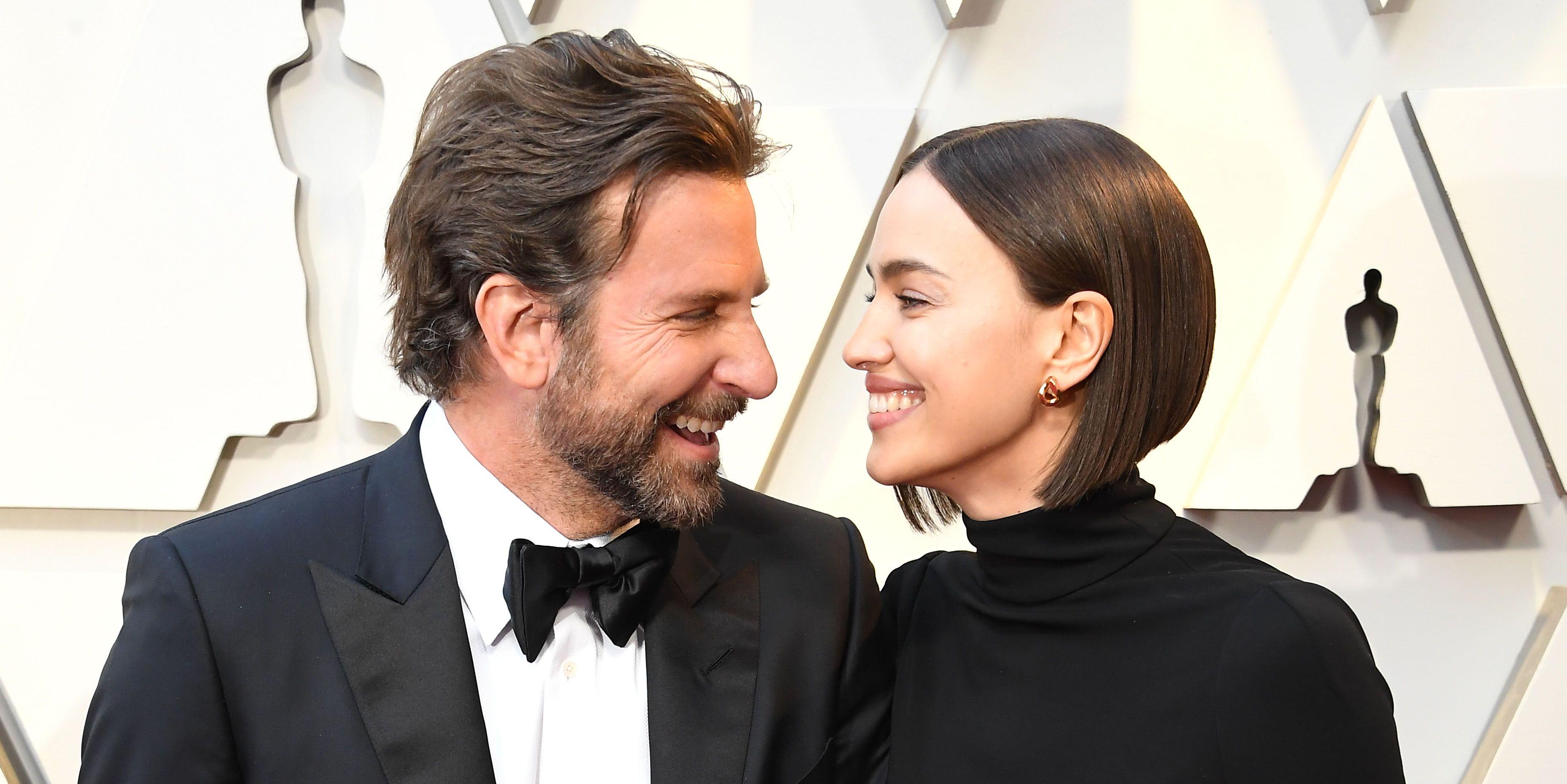Bradley Cooper en Irina Shayk - Oscars 2019