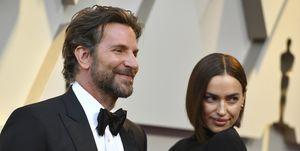 Bradley Cooper e Irina Shayk