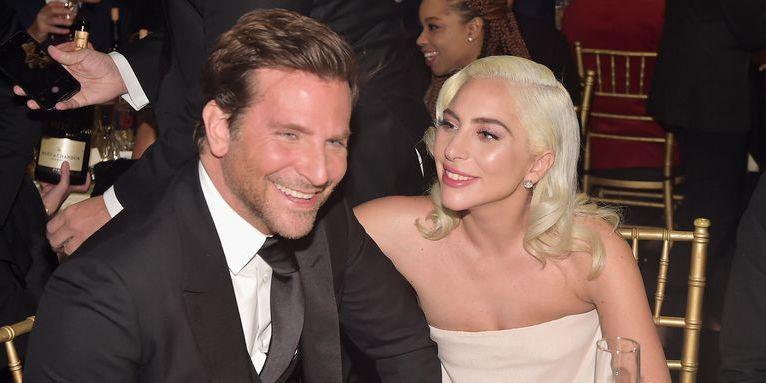 Bradley Cooper en Lady Gaga