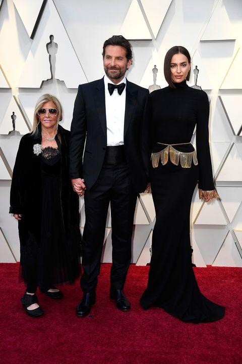 Bradley Cooper madre Oscar 2019