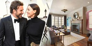 Así es la lujosa casa que Irina Shayk y Bradley Cooper compartían en Nueva York