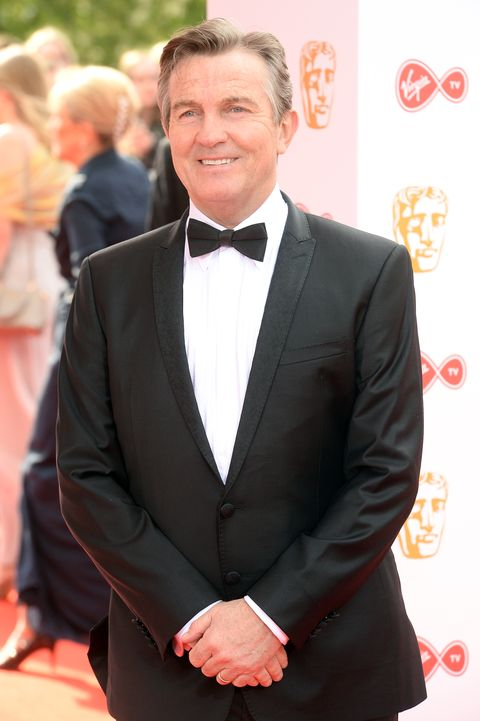 london, england   may 13  bradley walsh attends the virgin tv british academy television awards at the royal festival hall on may 13, 2018 in london, england  photo by dave j hogandave j hogangetty images