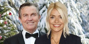 Bradley Walsh and Holly Willoughby, Christmas