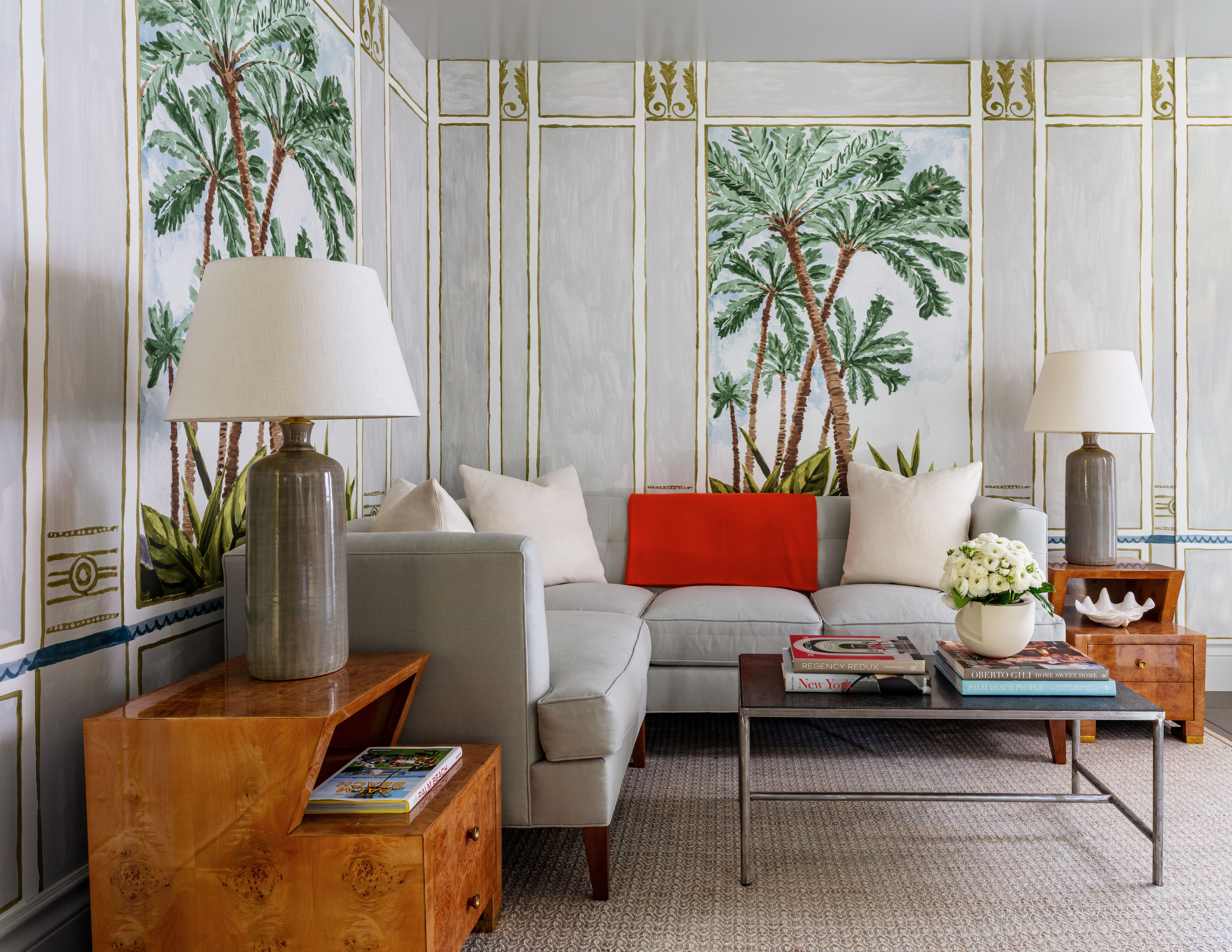 9 Modern Wallpaper Ideas - Colorful Statement Wallcoverings