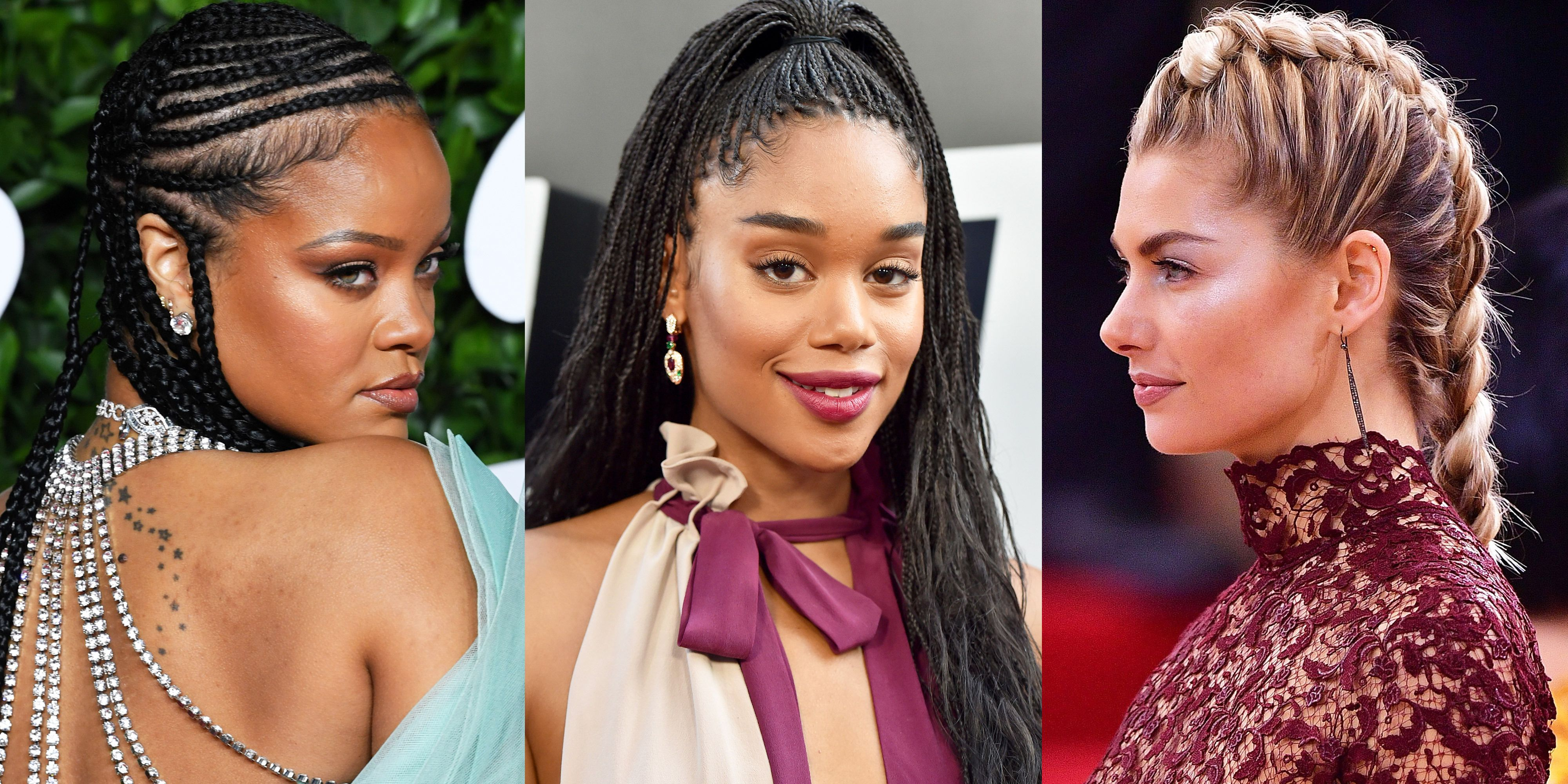 11 Best Braided Hairstyles for 11  Braid Ideas for Women
