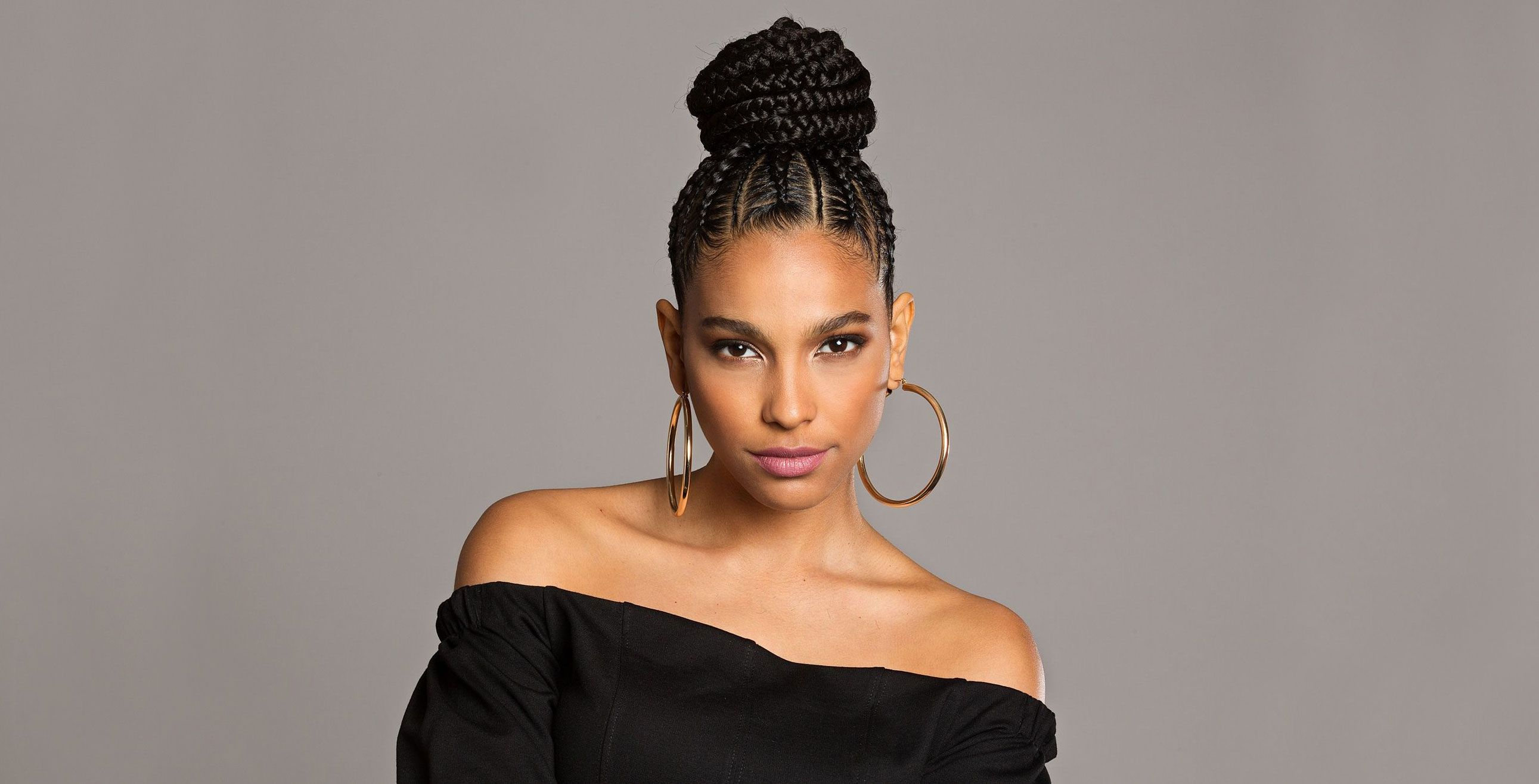 Watch Hair Obsession: Ciara's Double Crown Braid video