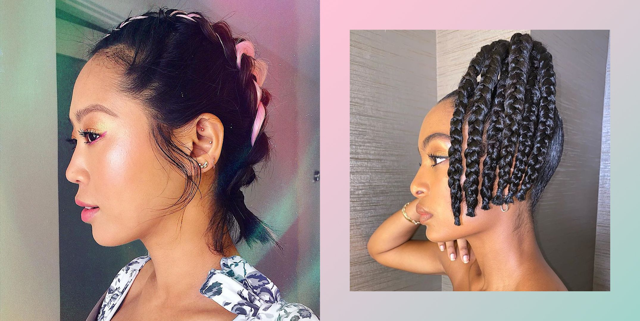 23 Best Braided Hairstyles And Ideas On How To Braid In 2020