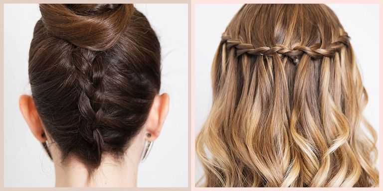 How to Braid 17 Easy Braid Tutorials for Beginners in 2019