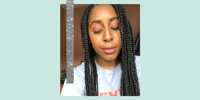 braiding afro hair aftercare