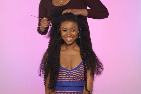 How To Create Passion Twists Hairstyles Two Strand Twist