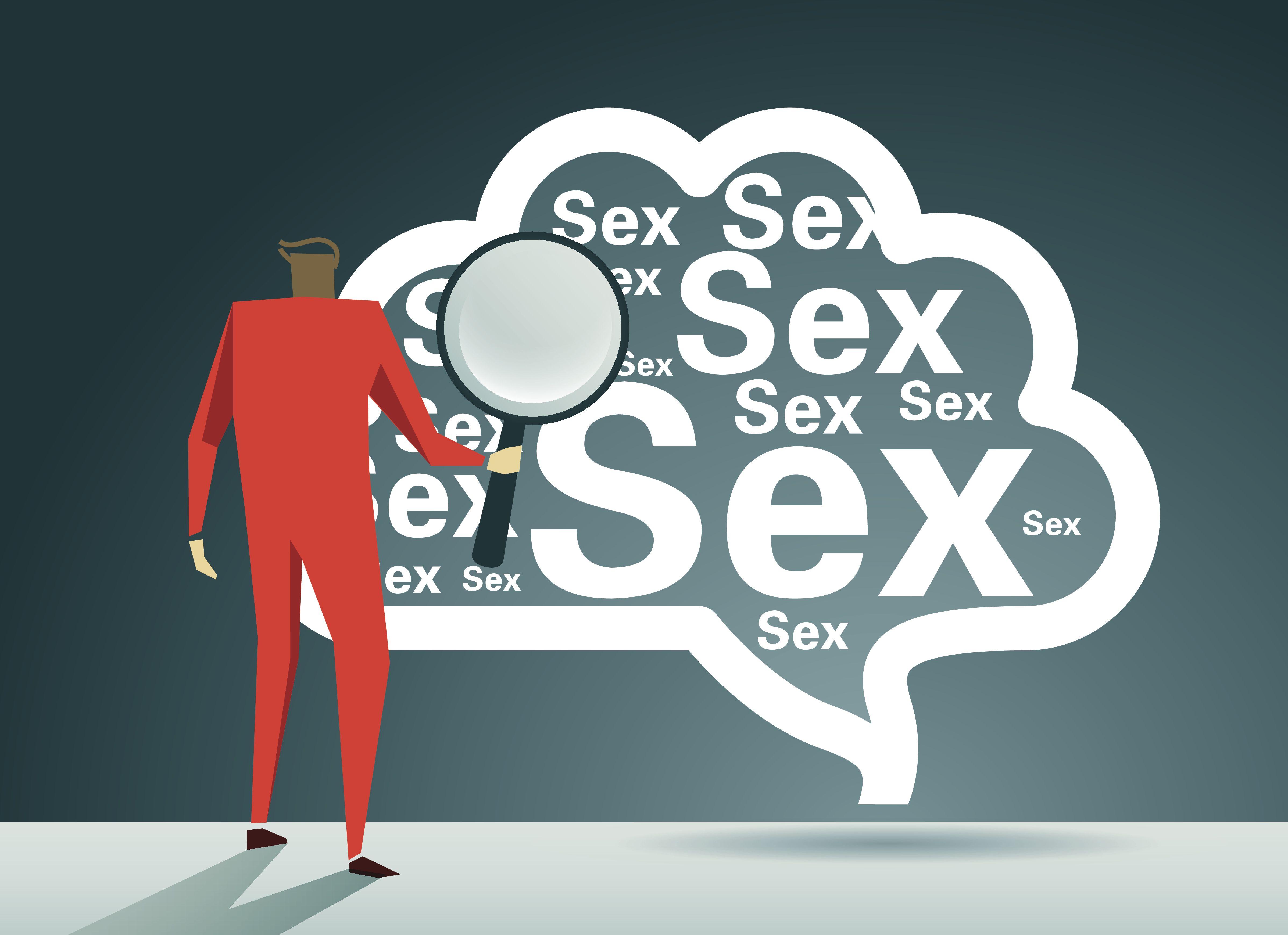 ¿Cuántas veces al día piensas en sexo?