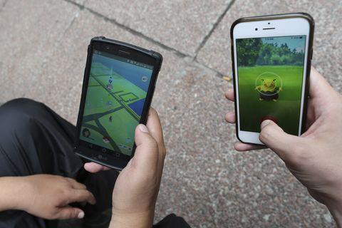Pokemon Go Training At The Toronto Star