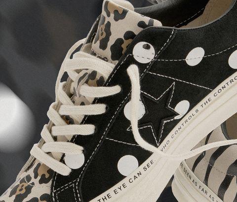 a742946b37 Zapatillas Converse de Leopardo? Sí - Así son las zapatillas de ...