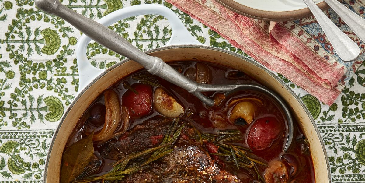 Braised Beef with Tomatoes and Onions