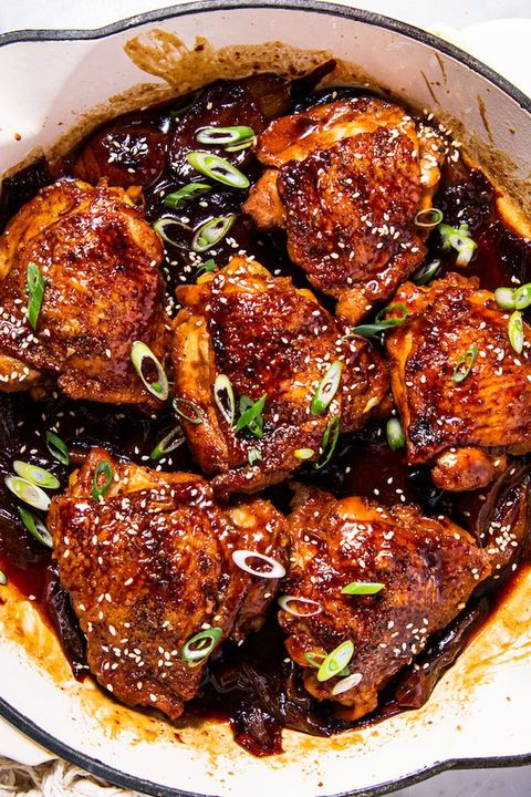 one pot chicken thigh recipes