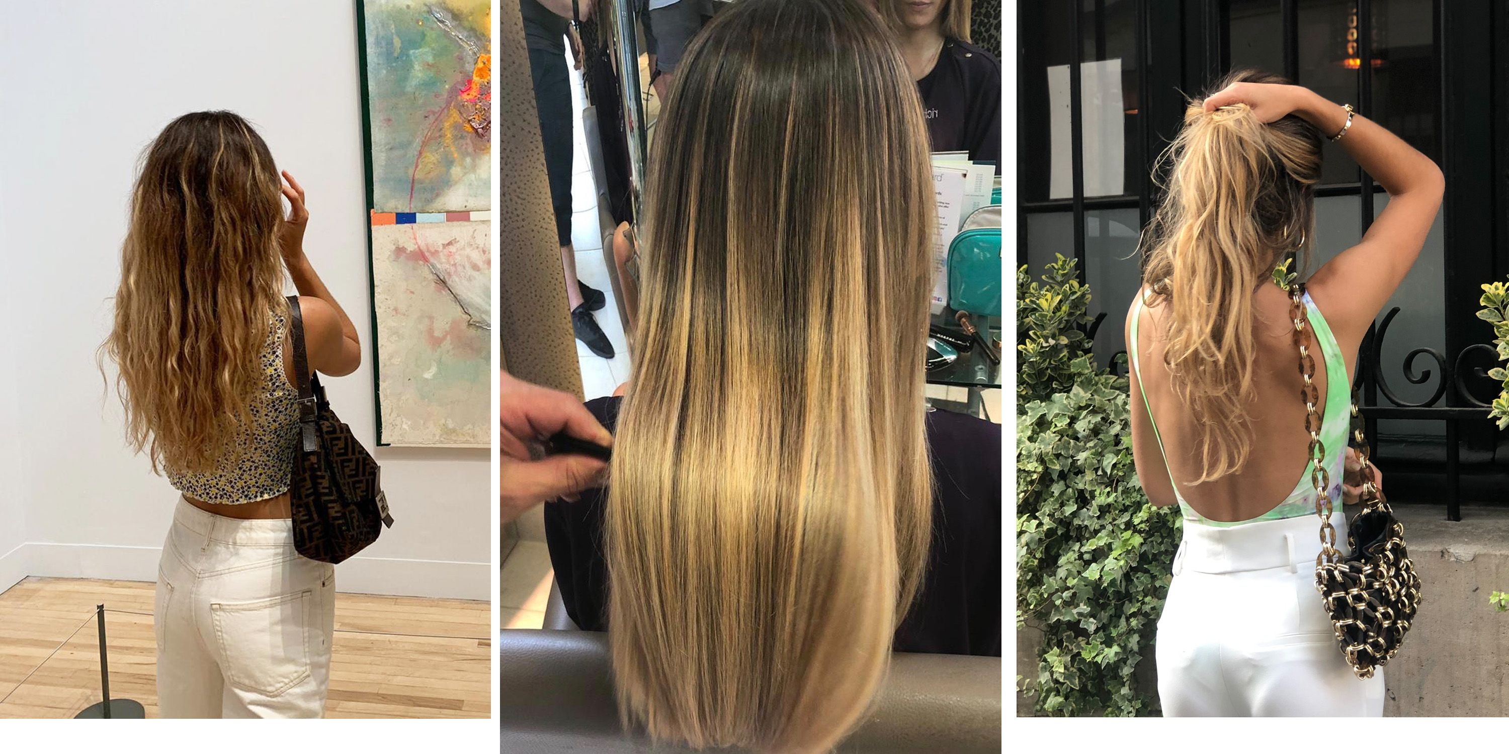This new treatment has totally transformed my hair (and it's chemical free)