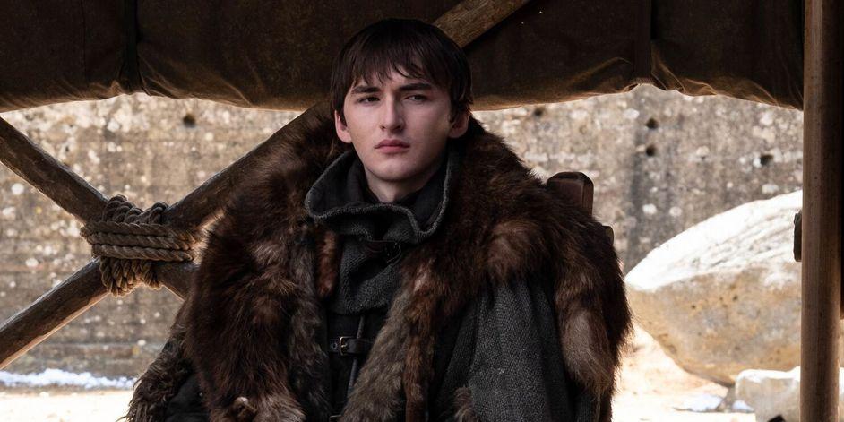 Bran Stark (Isaac Hempstead-Wright) no final de Game of Thrones (Imagem: Reprodução)
