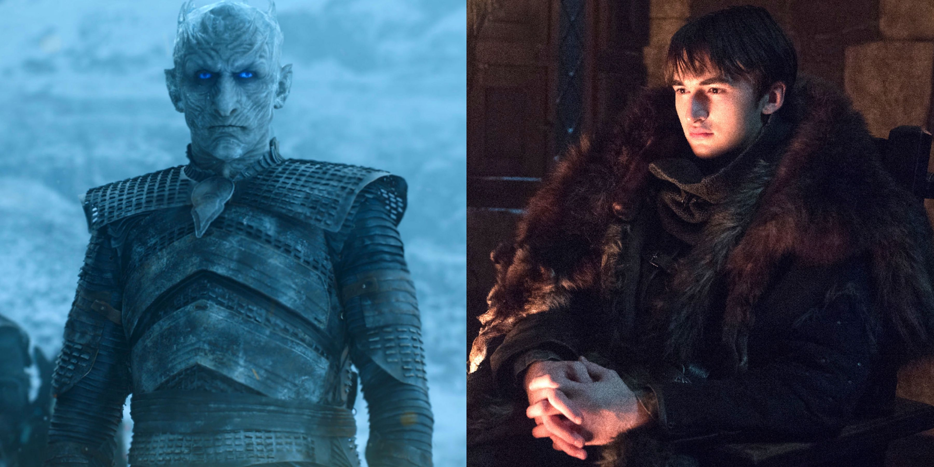 Game of Thrones Season 8 Bran Night King Theory - The Three
