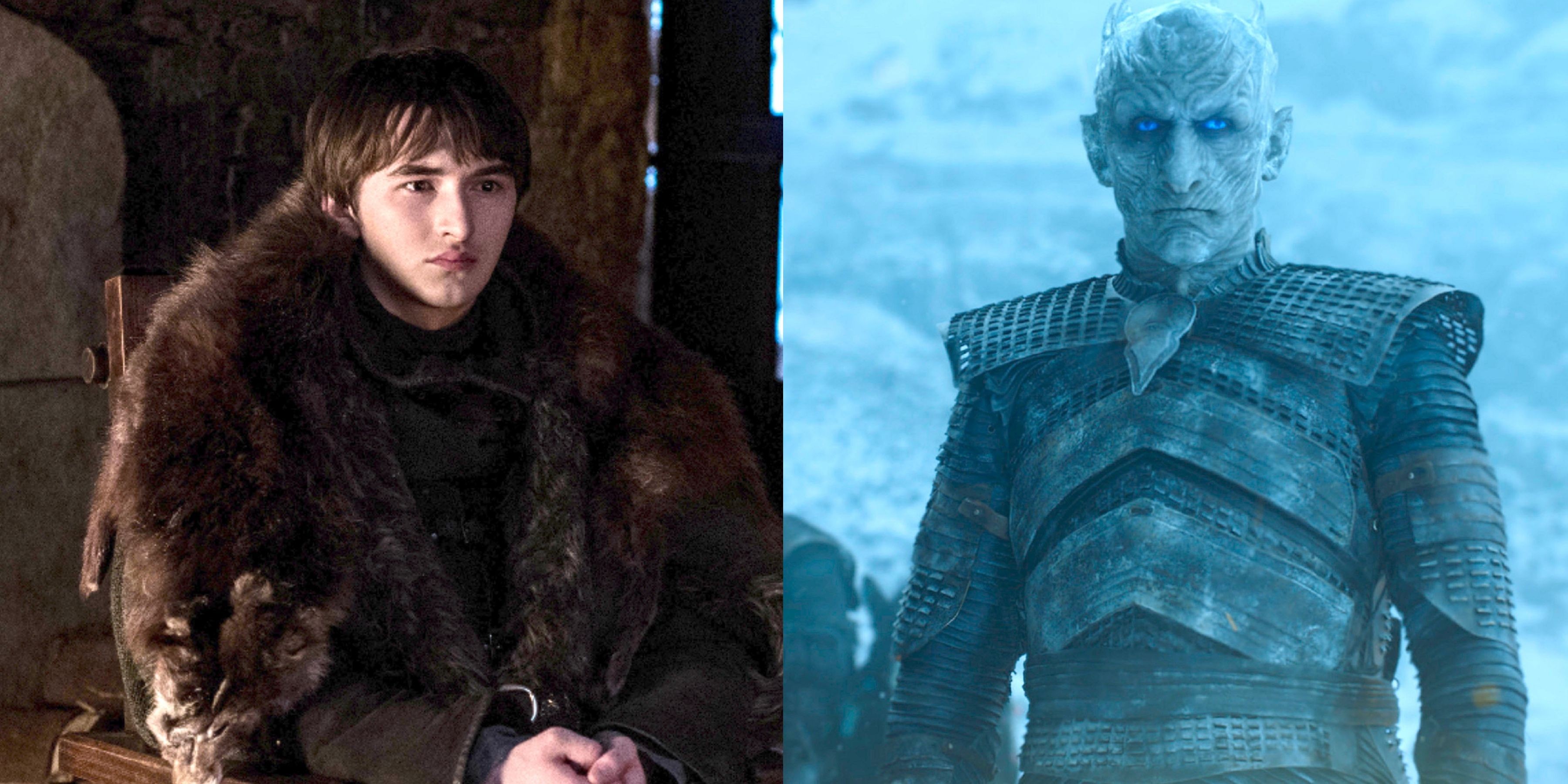 This Game of ThronesTime Loop Theory About Bran and the Night King Explains What's Happening in Season 8