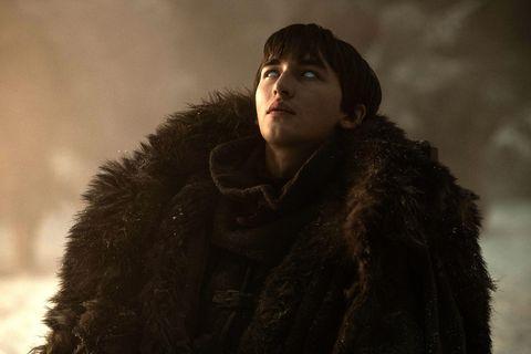 Juego de Tronos Qué Hizo Bran Batalla de Invernalia - Isaac Hempstead-Wright Responde