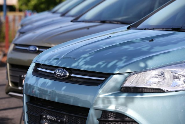 ford recalls over 400,000 2013 vehicles over fuel tank leaks