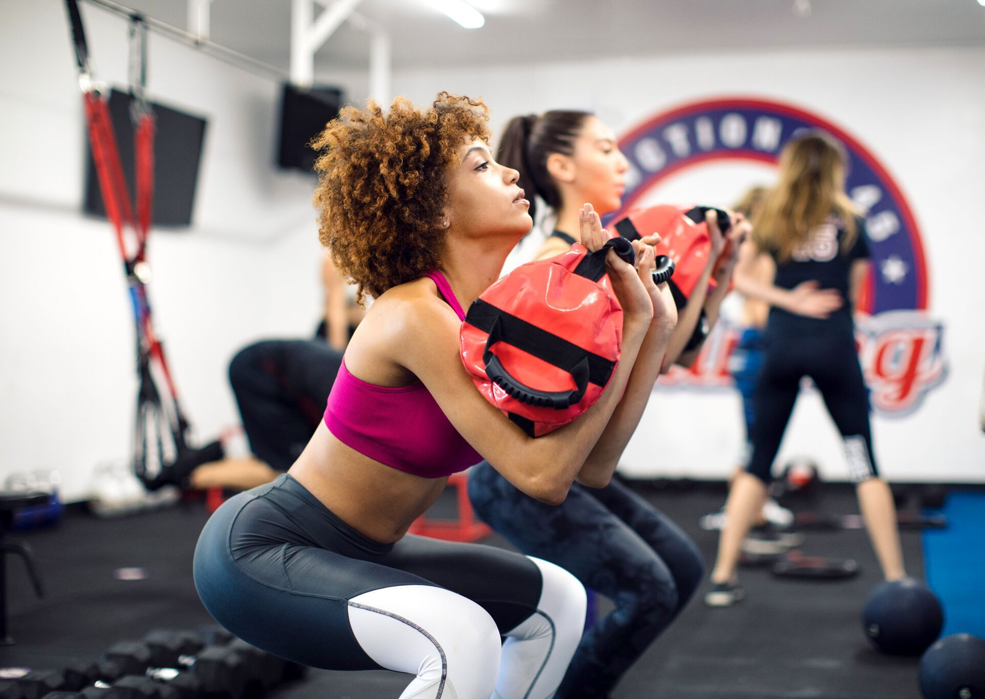 Meet F45 Training, The Global Fitness Craze That Could Be The Next Orangtheory