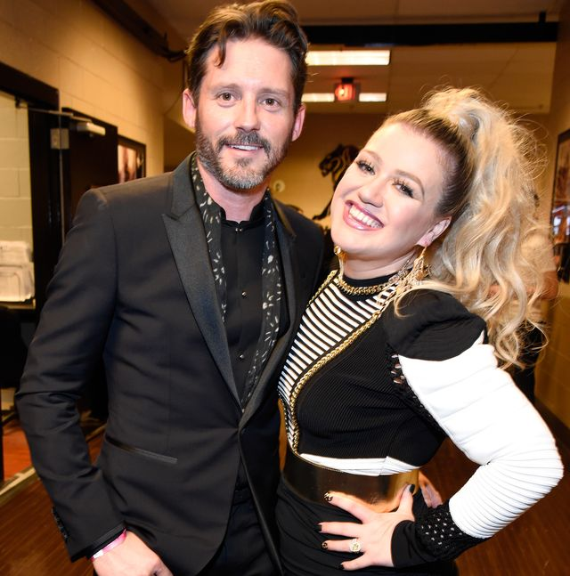 Kelly Clarkson Wedding.Kelly Clarkson And Husband Brandon Blackstock Relationship