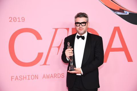 CFDA Fashion Awards - Winners Walk