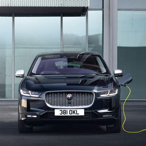 jaguar electric car 2025