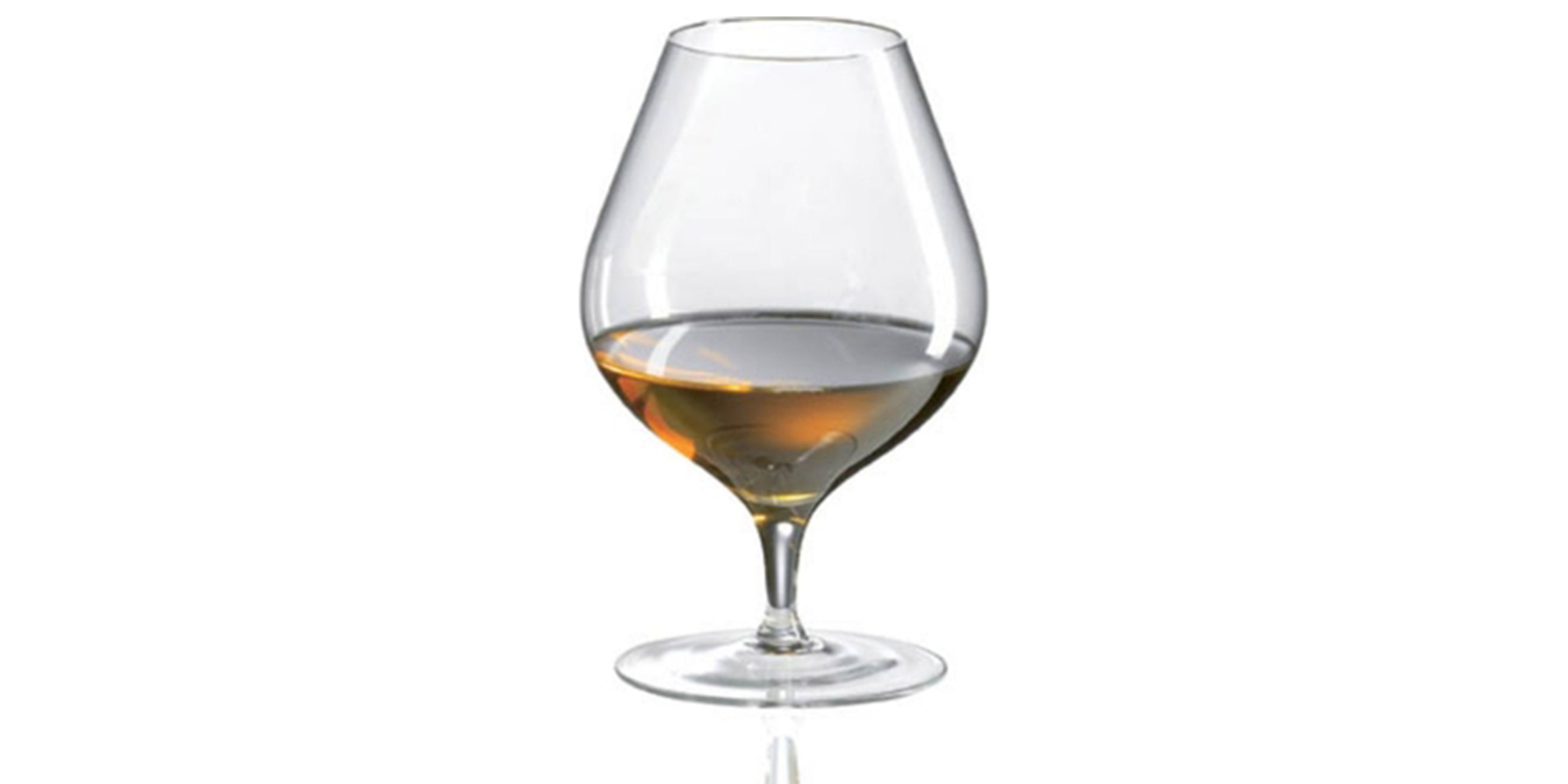 What are the glasses for cognac called